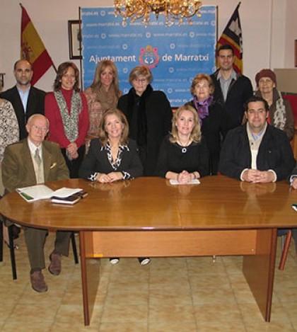 Nueva Junta Local de la AECC de Marratxí