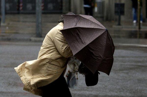alerta amarilla en Mallorca por fuertes vientos y fenómenos costeros