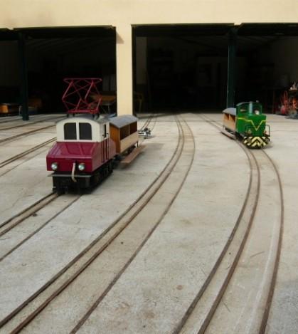 El futuro parque museo del Ferrocarril supondrá un nuevo atractivo para el municipio.
