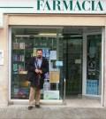Joan Rebassa, presidente de la Associació de Comerciants del Pla de na Tesa.