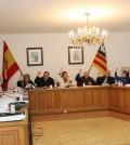 Imagen de la sesión plenaria del martes 26 de febrero.