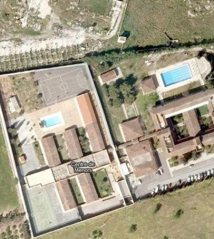 Instalaciones del Centre de Menors Es Pinaret