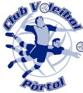 Logotipo del Club de Voley Pòrtol