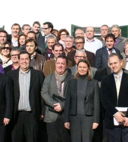 Imagen de archivo de la Asamblea de Alcaldes celebrada el pasado mes de enero en la FELIB