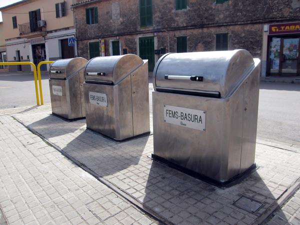 Huelga recogida basura