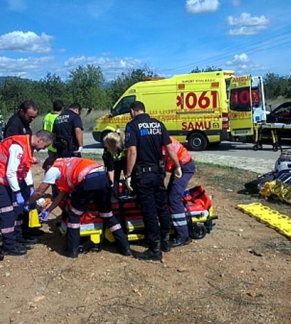 Marratxí es uno de los municipios con menores cifras de accidentes