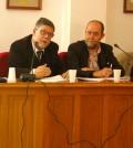 Miquel Rosselló y Joan Francesc Canyelles, los dos ediles de Més per Marratxí en el ayuntamiento