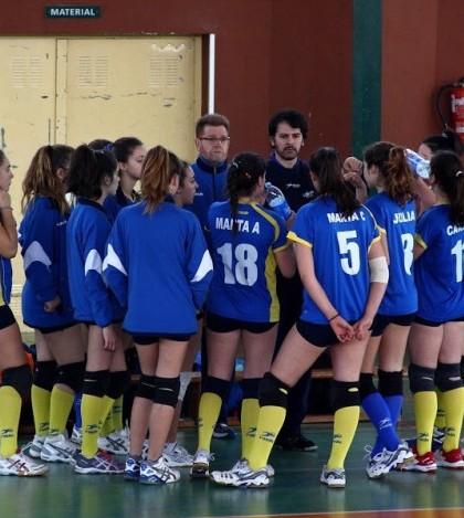 El I Campus de Voley del La Salle Pont d'Inca se centra en los aspectos relacionados con la comunicación entre jugadores