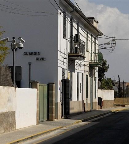La investigación se ha llevado a cabo desde la Guardia Civil de Es Pont d'Inca