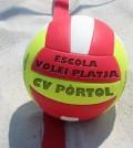 Este es el tercer verano que el Club de Voleibol Pòrtol imparte esta actividad