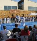 Los familiares y amigos de los alumnos de Taekwondo disfrutaron al máximo de las exhibiciones