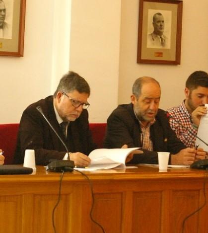 Miquel Rosselló y Joan Francesc Canyelles, representantes de Més per Marratxí en el ayuntamiento