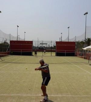 El Club de Tenis Pont d'Inca Nou celebró su I Open de Veteranos en el mes de junio
