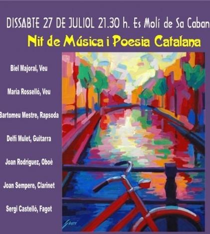 Nit de música i poesia catalana, OCB.