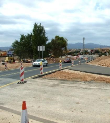 El Consell de Mallorca ya ha iniciado las obras en el tramo IV del Segundo Cinturón