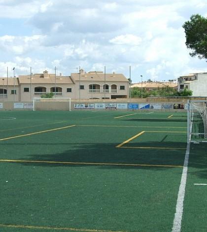 Con la nueva delimitación del campo de Fútbol 7 se podrán celebrar dos partidos de forma simultánea