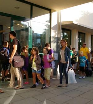 Los escolares de Marratxí vuelven a las aulas