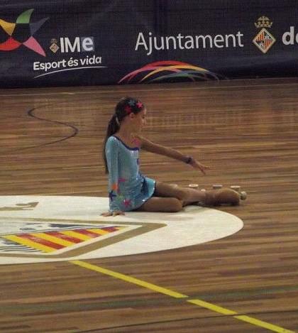 El Club Patin Bellver ha participado en otras ediciones anteriores del Trofeo Ciutat de Palma de Patinaje Artístico