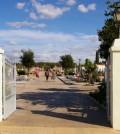 El día previo a la festividad ya se registraba mucha actividad en el cementerio de Marratxí