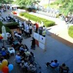 Gran asistencia de público a la jornada convocada por el centro SARquavitae Can Carbonell