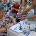 La fundación Natura Parc participó impartiendo un taller de sales de baño