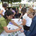 Los asistentes a este sexto encuentro celebrado en la residencia de Can Carbonell pudieron participar en distintos talleres y actividades