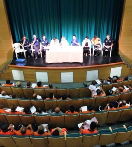 Santanyí ha acogido la reunión mensual de las agrupaciones de Protección Civil.