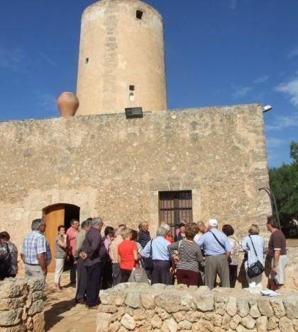 Un centenar de turistas ya ha visitado las instalaciones del Museu del Fang.