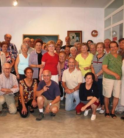 Un total de 65 personas participan en el taller.