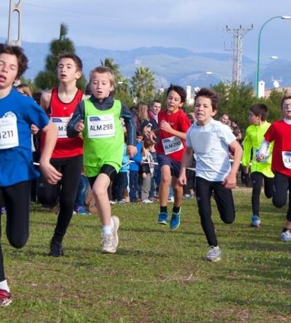 El Trofeo Emilio de la Cámara ha contado con la participación de más de 500 corredores de todas las edades