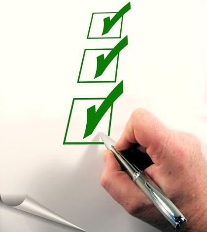 Los ciudadanos pueden participar en la encuesta de manera totalmente anónima.