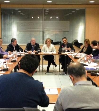 Presentación de los presupuestos para 2014 destinados a los municipios.