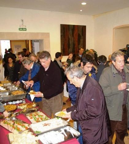 La celebración de la fiesta anual del Club Bodegas Suau ha congregado a 350 socios