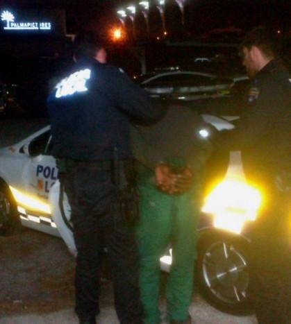 Agentes de la Policía de Marratxí detienen al padre del menor como presunto autor de un delito de violencia doméstica
