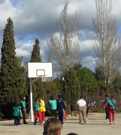 Jornada de deporte inclusivo en Asnimo.