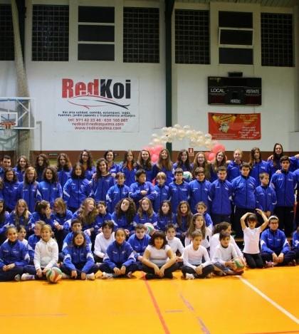Voleibol A.E La Salle Pont d'Inca