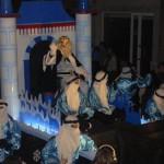 Los Reyes Magos en su llegada a Pòrtol