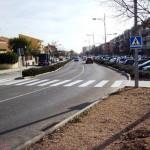 Nuevo paso peatonal y adaptación de las aceras de la calle Cabana (Sa Cabana)