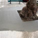 Reparación de las aceras de la calle Balanguera (Sa Cabana)