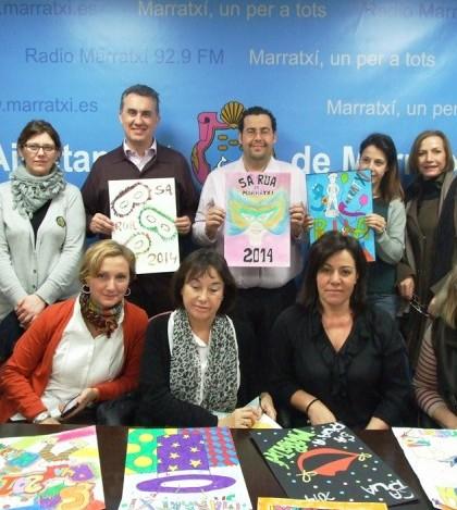 Sa Rua 2014 ya cuenta con cartel ganador