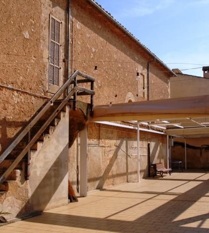 Convento de Ca Ses Monges ubicado en Es Pla de na Tesa