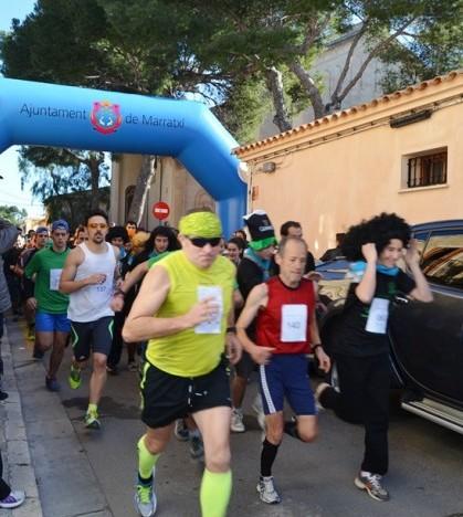 La I Carrera Popular del Club d'Esplai Utopia ha contado con 170 participantes