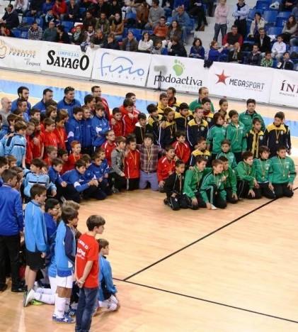 II Torneo Air Europa Cup Alevín de fútbol sala (3)