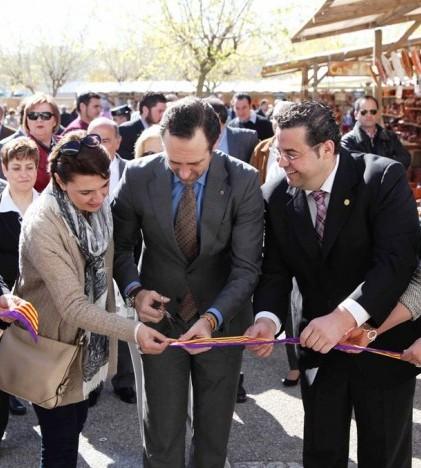 Inauguración de la XXX Fira del Fang de Marratxí