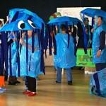 Las Medusas de Can Carbonell se hicieron con el primer premio