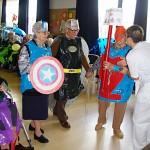 Los superhéroes de Son Sardina