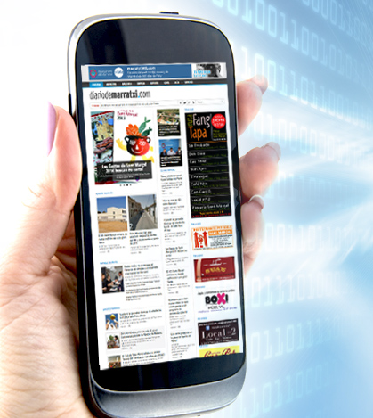 Los hogares de Marratxí lideran el gasto en telecomunicaciones en 2013