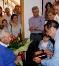 José Calvo Calvo, vecino de Sa Cabaneta cumple 100 años