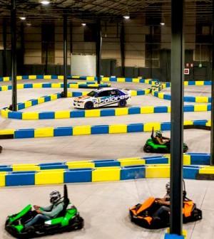 Marratxí estrena el mayor karting eléctrico indoor de España