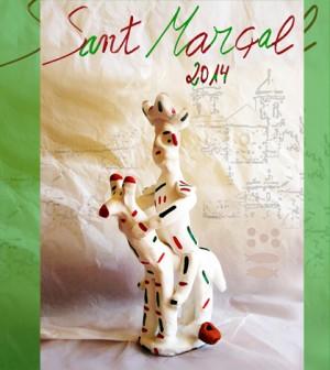 fiestas de Sant Marçal 2014 diseñado por Jorge Cabral